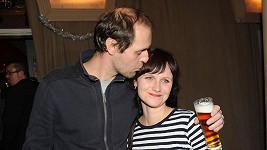 Kristýna Fuitová-Nováková s manželem Jaroslavem