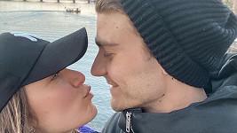Marek Lambora s přítelkyní Andreou Bezděkovou už lásku netají.