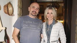Tina Pletánková a Čestmír Řanda