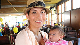 Eva Decastelo s dcerou Zuzankou.