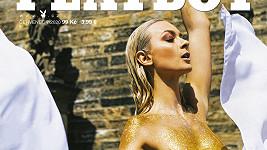 Bára Mottlová se svlékla pro Playboy.