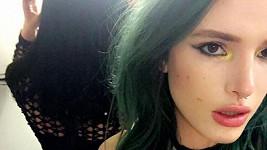 Poslední selfie Belly Thorne