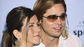 Brad Pitt s Jennifer Anniston.