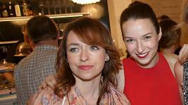 Tatiana Vilhelmová a Berenika Kohoutová