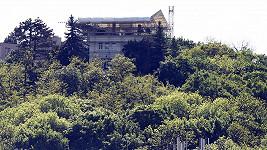 Bývalá vila Karla Gotta je v přestavbě.