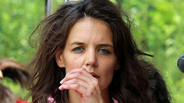 Katie Holmes natáčí film All We Had.