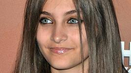 Paris Jackson má neuvěřitelně pronikavou barvu očí.