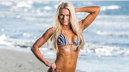 Jakub Kraus požádal o ruku tuhle fitness modelku.