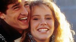 Amanda Peterson a Patrick Dempsey ve filmu Láska není v ceně