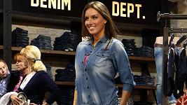 Lucie Králová má stejnou velikost jako v dobách vítězství Miss.