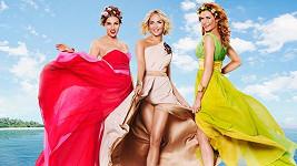 Krásky ve stylu řeckých bohyní