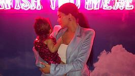 Stormi se od maminky Kylie Jenner dočkala úžasné oslavy.