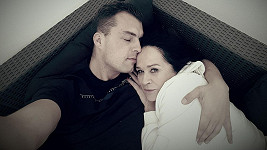Ondřej Koptík a Hana Gregorová