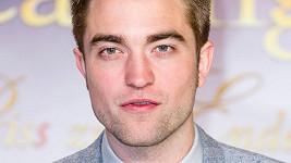 Robert Pattinson není tak sebevědomý, jak býval.