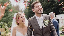 Míša a Petr se vzali