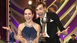 Veronika a Dominik vyhráli loňský ročník StarDance.