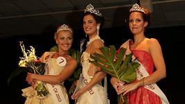 První Miss farmacie ČR se stala Lucie Pagáčová (uprostřed).