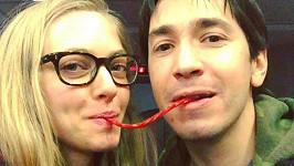 Amanda s Justinem tvořila pár od léta 2013.