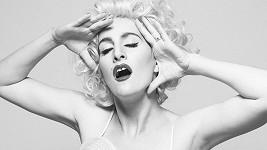 Klára Vytisková jako Madonna.