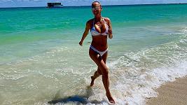 Zuzana Belohorcová potěšila své fanoušky krátkým videem.