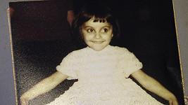 Lucie Bílá má v Otvovicích vystavené archivní fotky.