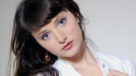 Patricie má nádherné oči.