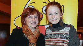 Marie Doležalová s maminkou Renatou