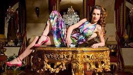 Lucka dva měsíce po porodu nafotila sexy fashion snímky.