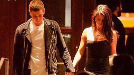 Selena Gomez se svým novým přítelem Samuelem Krostem