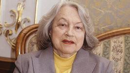 Adina Mandlová v roce 1991 krátce před smrtí.