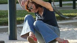 Houpačky mohou být někdy nebezpečné, zvlášť pro dospělé.