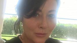 Shannen Doherty se bojí, že se rakovina opět přihlásí o slovo.