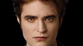 Robert Pattinson ve filmové sáze Stmívání