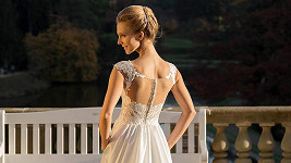 Tereza bude krásná nevěsta.