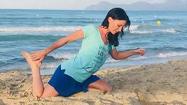 Díky józe si prý v nejtěžších chvílích zachovala zdravou mysl.