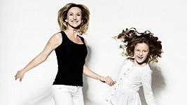 Terezie Kašparovská s dcerou Emou