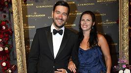 Marek Ztracený se zasnoubil s přítelkyní Marcelou