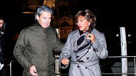 Tina Turner vypadala v moderním outfitu o dvacet let mladší.