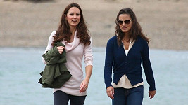 Sestry Kate a Pippa