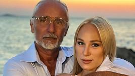 Richard Chlad s přítelkyní Annou Marií Kánskou
