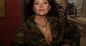 Ilona Csáková patří k nejvíce sexy českým zpěvačkám.
