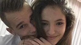 Sara s novým přítelem Václavem