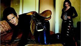 Penelope Cruz a Ben Stiller v hlavních rolích tohoto originálního focení...