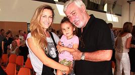 Jan Rosák s dcerou Zuzanou a vnučkou ???