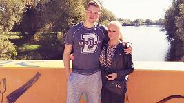 Monika Štiková sdílela první společnou fotku z Německa, kde teď s kolouškem žije.