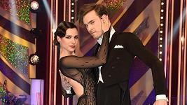 Veronika Khek Kubařová a Dominik Vodička patří k favoritům StarDance.