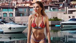 Pavlína Němcová miluje vedle modelingu i herectví.