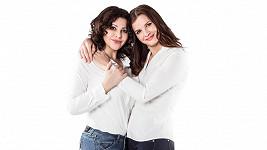 Ilona Csáková a Aneta Stolzová jsou kamarádkami i důvěrnicemi už 17 let...