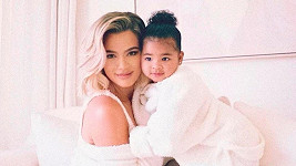 Khloé Kardashian s dcerou True