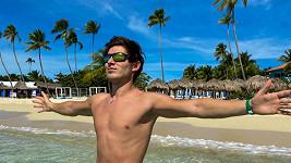 Pavel Callta na dovolené